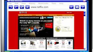 Setting Up Streaming Your Netflix Service to Your TV
