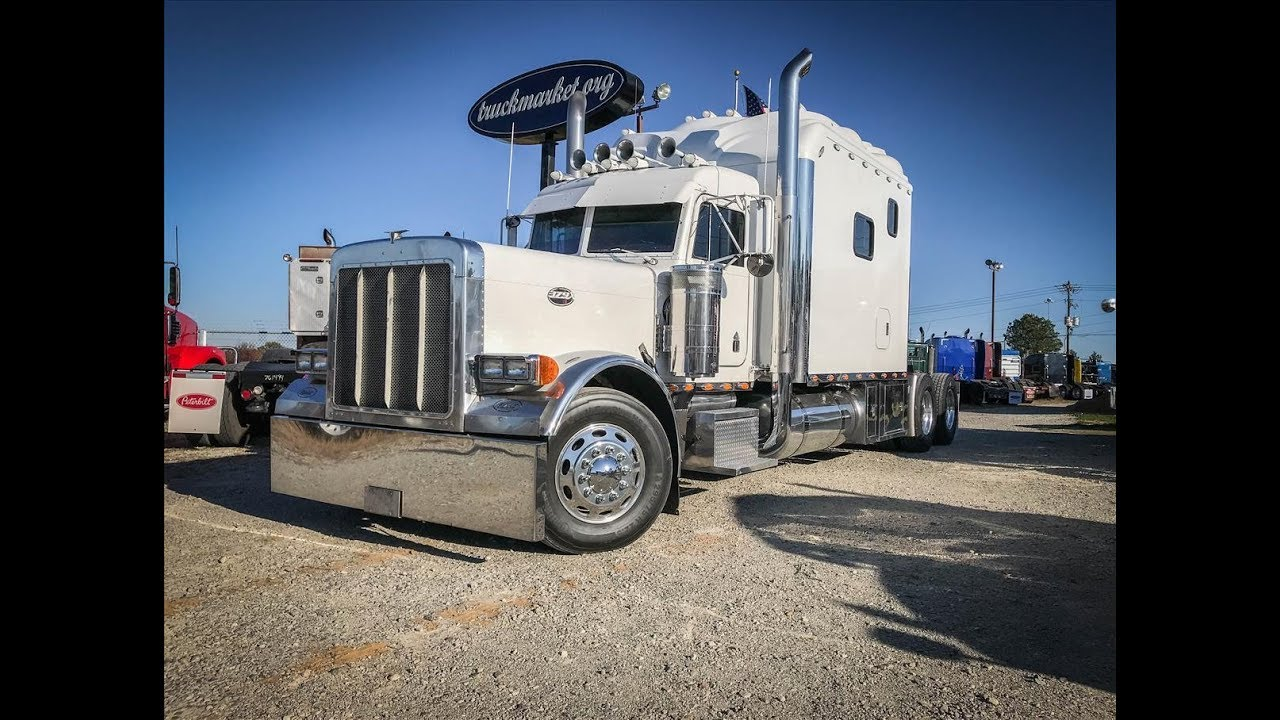 Trucks For Sale In Ms >> 2004 PETERBILT 379X Tandem Axle Sleeper for sale - YouTube