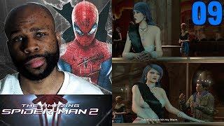 Video The Amazing Spiderman 2 Gameplay Walkthrough Part 9 - Eavesdrop download MP3, 3GP, MP4, WEBM, AVI, FLV Oktober 2017