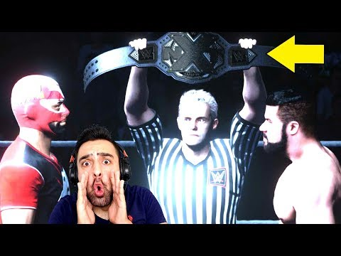 NXT KEMER MAÇI ! WWE2K18 ! #2 thumbnail