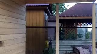Брусовая баня своими руками 80т.р.