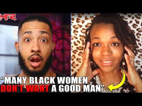 why black women choose the worst men...