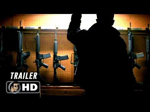 THE STANDOFF AT SPARROW CREEK Trailer (2018)