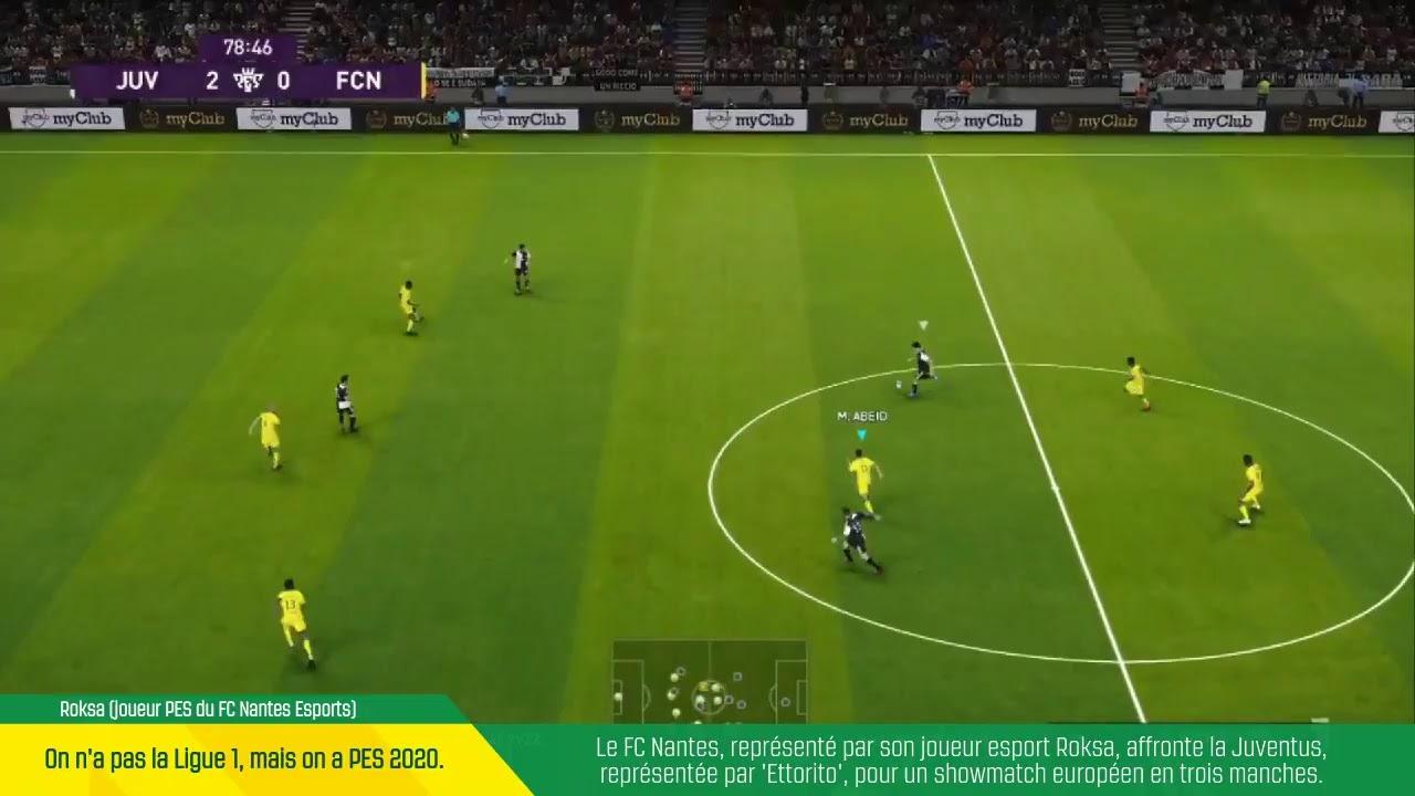 Футбол видео ювентус- нант