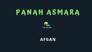 AFGAN-PANAH ASMARA (KARAOKE+LYRICS) BY AW MUSIK
