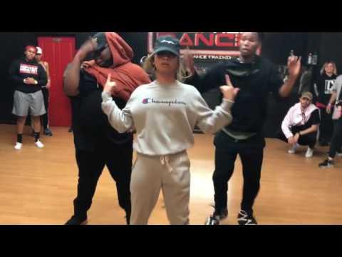 DJ Unk | Choreography Ysabelle Capitule | Walk It Out