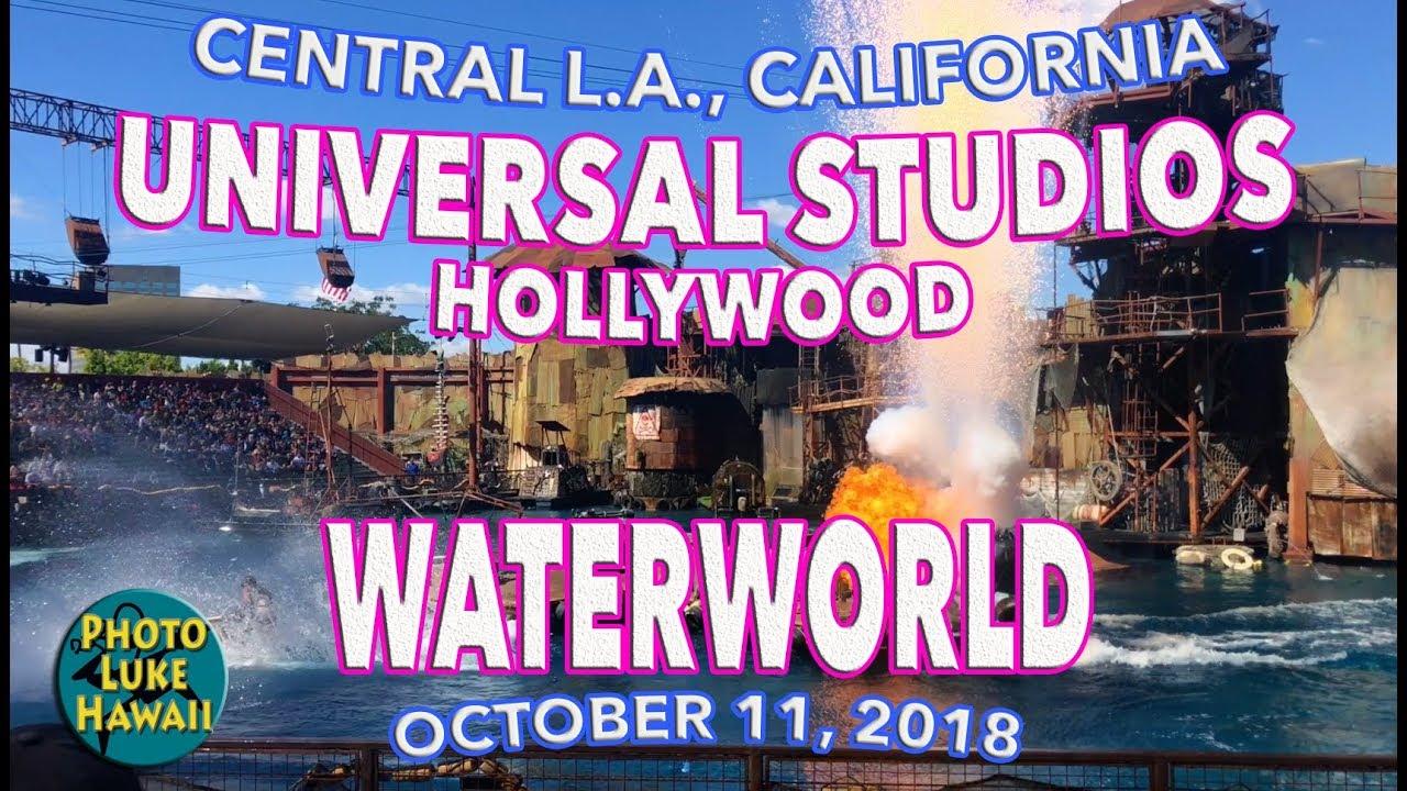 Download WaterWorld at Universal Studios 10/11/2018