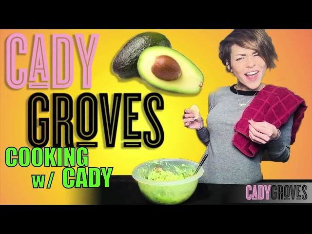 Cooking With Cady Episode 3: Shrimp Ceviche Pringles Style!