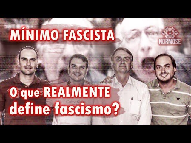 O JOGO ou MÍNIMO FASCISTA: Por que o Fascismo nunca some?