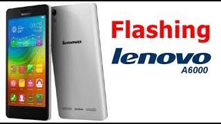 Cara Flashing Lenovo A6000 Qualcom Via QFIL