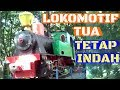 LOKOMOTIF TUA INDONESIA Tetap Indah Kini Menjadi Penyambut Wisatawan Di Sondokoro