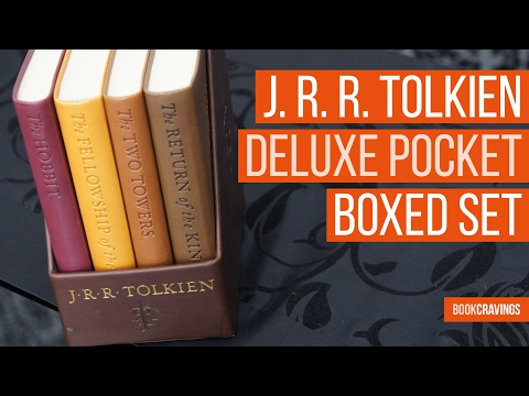 Deluxe Pocket Boxed Set - The Hobbit and The Lord of the Rings - BookCravings