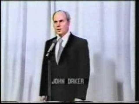 My name is John Daker (The original)