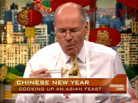Asian Fare For Chinese New Year