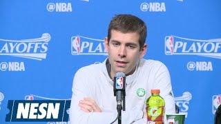Brad Stevens Full Game 7 Pregame Press Conference