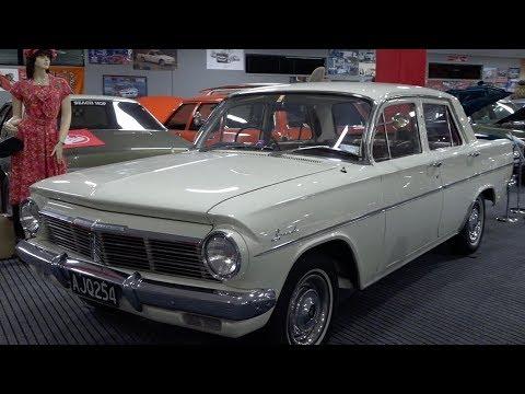 The Hillsborough Holden Museum in New Zealand: Classic Restos - Series 37