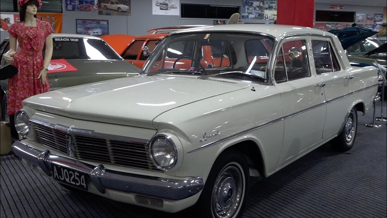 The Hillsborough Holden Museum in New Zealand: Classic Restos - Series 37