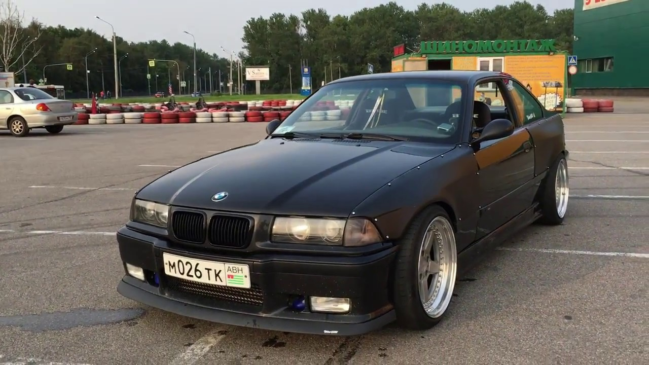 Bmw M3 E36 2jz Gte Felony Form Youtube