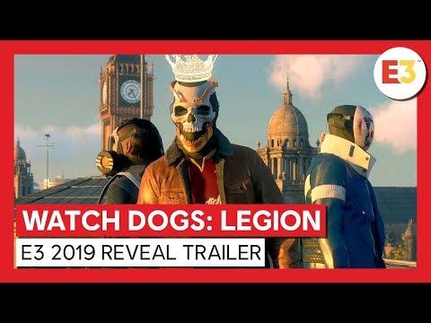 Система развития персонажей в Watch Dogs Legion