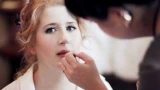 Свадебный стилист визажист Лемешко Лилия(Профессиональный подход к подготовке индивидуального образа невесты. Свадебные и вечерние прически, макия..., 2012-05-24T06:34:58.000Z)