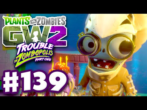 Plants vs. Zombies: Garden Warfare 2 - Gameplay Part 139 - Paleontologist! (PC)