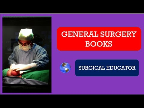 GENERAL SURGERY BOOKS FOR MAKING OF SURGEONS