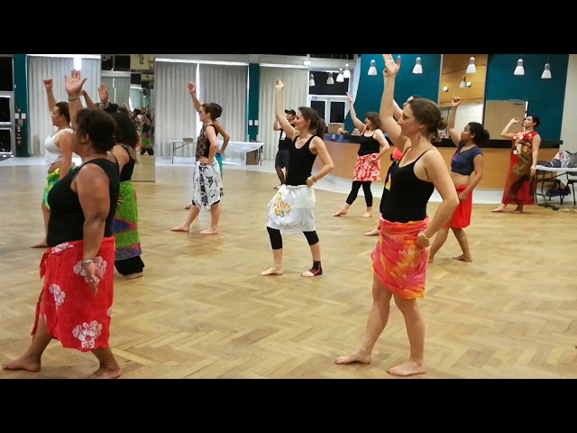 Stage Danse Tahitienne Lyon: Initiation au Aparima