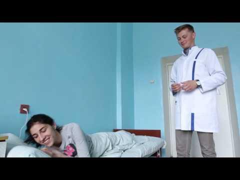 можете муж и жена играют в доктора видео контакты были