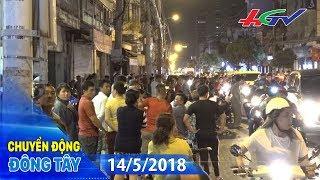 Hiệp sĩ Tân Bình, TP.HCM tử vong khi bắt cướp | CHUYỂN ĐỘNG ĐÔNG TÂY - 14/5/2018