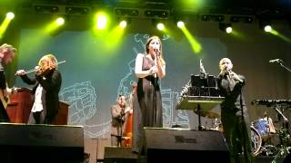 Lisa Hannigan - Dublin 21 luglio 2012 - 8. This Must Be The Place (Naive Melody), I Don't Know
