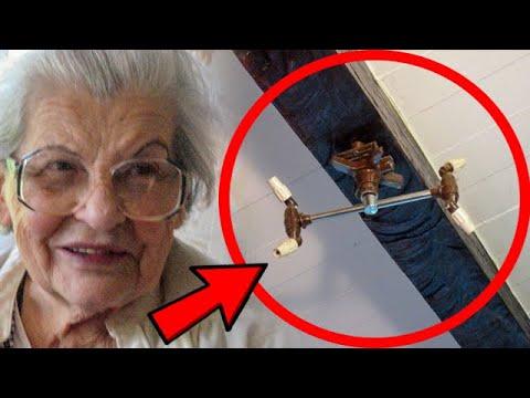 20 лет эта женщина не убиралась в своем доме, но там было чисто. Это же надо до такого додуматься!