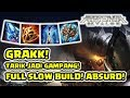 Grakk TAREK WOY Super Slow Build Ketarik Garansi MATI Arena of Valor AOV