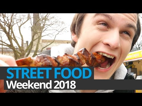 Foodtrucks, Essen & neue Trends | Street Food Weekend 2018 Bielefeld