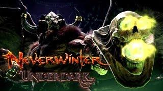 Neverwinter Underdark - Rage of Demons Trailer