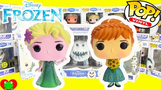 Disney Frozen Fever Funko Pop Vinyl Collectible Figures