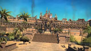 The Royal City of Rabanastre - 24 Man Raid Guide