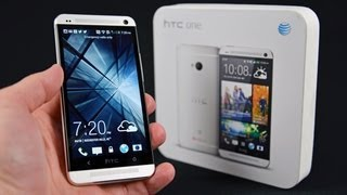 HTC One: Unboxing & Demo
