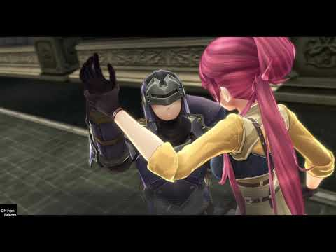 The Legend of Heroes: Trails of Cold Steel III - Sara/LeGuin/N.Jaegers + Railway Cannons Secured |