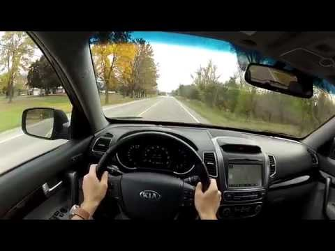 2015 Kia Sorento WR TV POV Test Drive