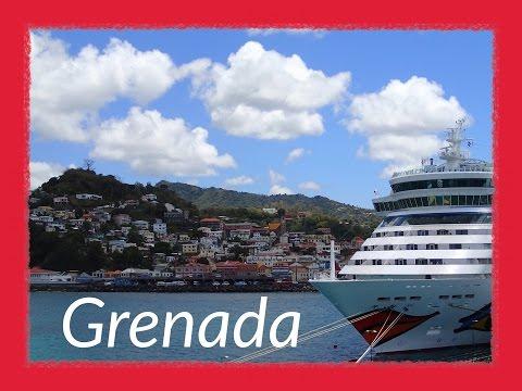 Aida Diva Grenada  -   Karibikkreuzfahrt