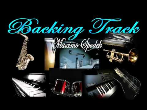 SMOOTH JAZZ IN C BACKING TRACK