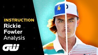 Rickie Fowler's Evolution Under Butch Harmon (2013-19) | Swing Analysis | Golfing World