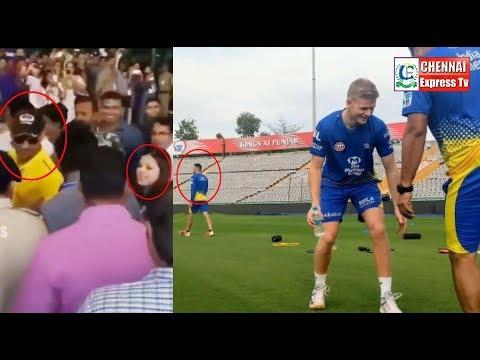 VIVO IPL2018  CSK Team Started to Practice at Pune   Chennai Express Tv