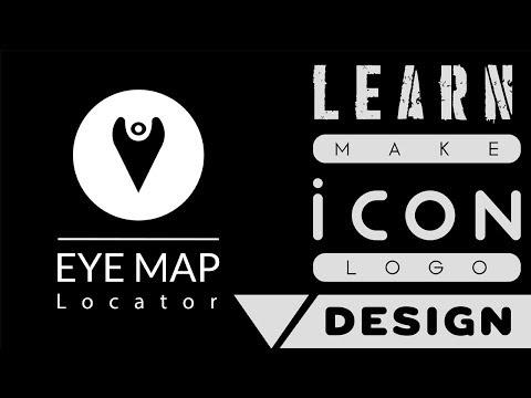Learn How To Make Iconic Logo Design - Adobe illustrator Tutorial | Logo Logic thumbnail