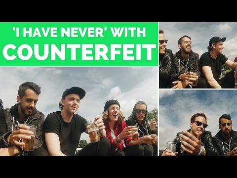 'I Have Never' with Counterfeit | Interview at 2000trees | Never Enough Notes