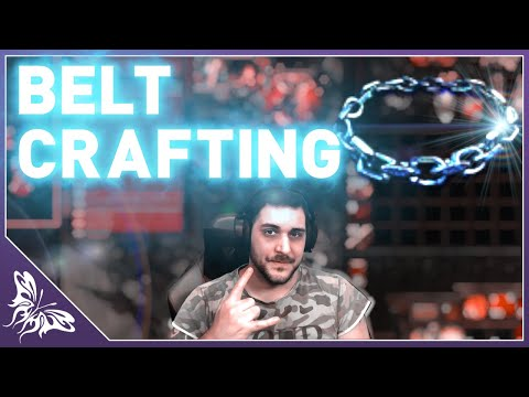 Profit Crafting Belts – Guide | Path of Exile