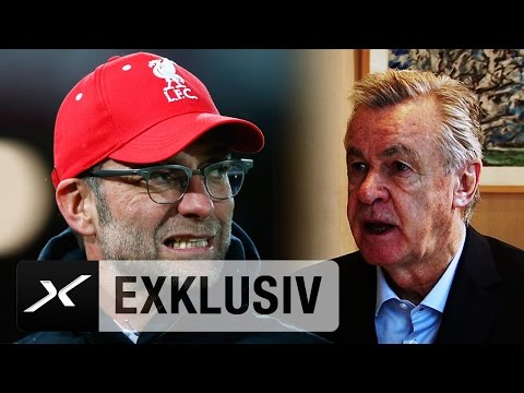 Ottmar Hitzfeld zu Jürgen Klopp: Nach Liverpool zu Bayern München | FC Liverpool - Manchester City