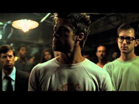 Fight Club Best Scenes - Speech About Modern Life