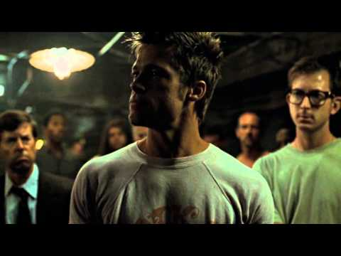 Fight Club Best Scenes - Speech About Modern Life