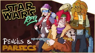 Star Wars RPG: Pencils & Parsecs   The Mastermind [3x3]